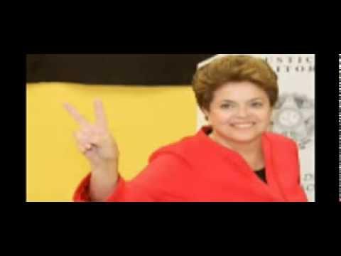 Historia Dilma Rousseff Presidenta do Brasil