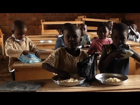 WFP fighting malnutrition in Central African Republic