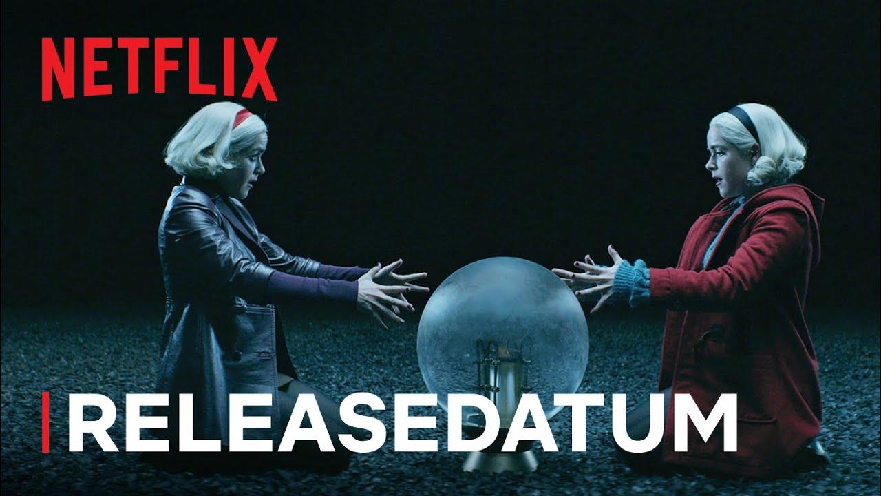 Chilling Adventures of Sabrina: Deel 4 | Premièredatum (Teaser) | Netflix