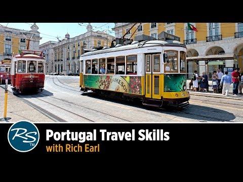 Portugal: Travel Skills with Rich Earl | Rick Steves Travel Talks