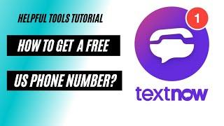 How to get a US Phone number for Free? (Textnow.com) screenshot 4