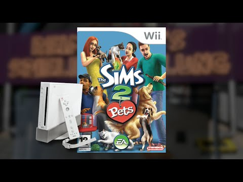 Gameplay : The Sims 2 Pets [WII]
