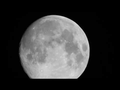 Луна / Moon (Canon 600D - EF 75-300 mm f/4-5.6 III)