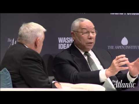 Colin Powell / Washington Ideas Forum