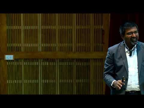 Madhusudan Gopalan, CEO, P&G India, speaks at VISTA 2018 in IIMB