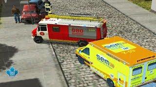 Emergency 4 | Barcelona Mod | PC Gameplay