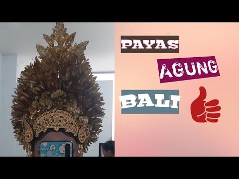 TUTORIAL PEMASANGAN BUNGA PAYAS AGUNG BALI | by MADE ...