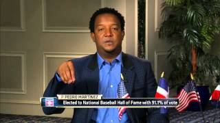 A Huge Relief For Pedro Martinez