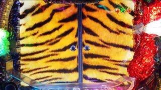 ホラ貝ブォブォ→台枠赤点灯 ↓ 連続台詞 慶次 金枠蝶柄激熱→キセル予告→...