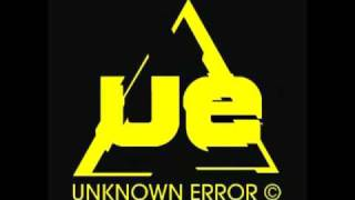 Unknown Error - Shadows (Unicorn Remix)