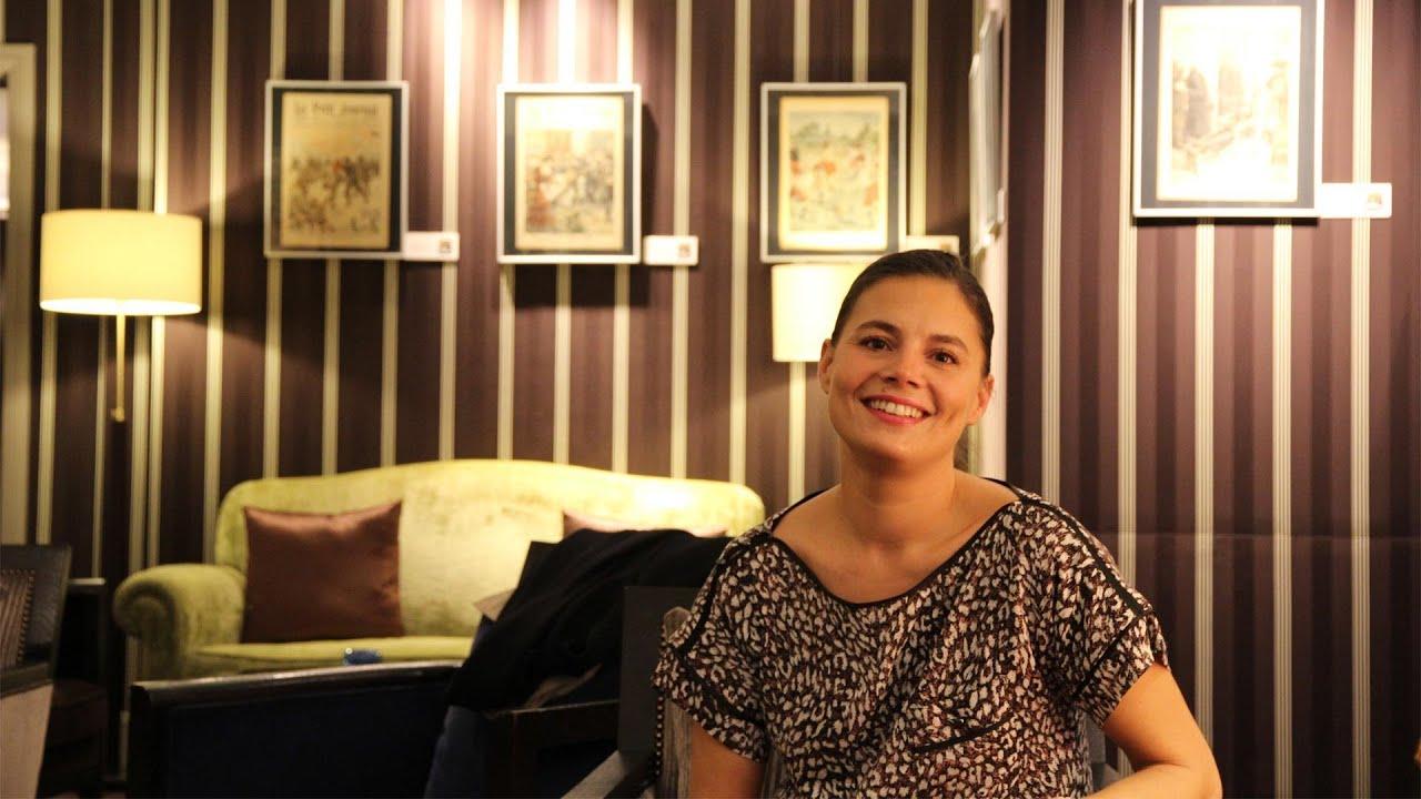 paris new york tv interview de charlotte le grix de la salle auteur du guide new york l. Black Bedroom Furniture Sets. Home Design Ideas
