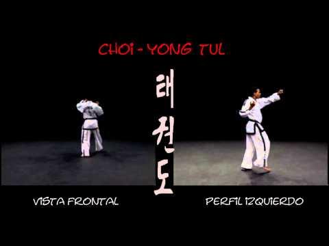 Choi-Yong Tul (3º Dan)