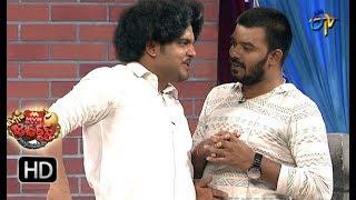Sudigaali Sudheer Performance | Extra Jabardasth | 21st  September 2018 | ETV Telugu