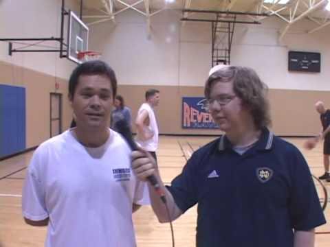 1310 The Ticket Hardline Basketball Practice - YouTube