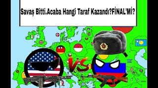 Alternatif Avrupanın Geleceği Bölüm 3/Savaş Bitiyor.Acaba Kim Kazandı?FİNAL'Mi?