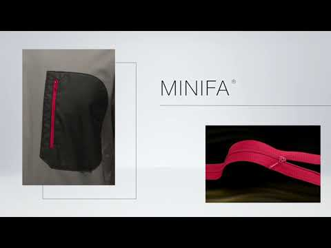 YKK® MINIFA® Zipper