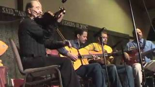 """Minor Swing"" - Webber Trio with Ryan Thomson - violin, French Gypsy Jazz tune by Django Reinhardt"
