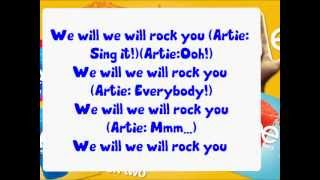 We Will Rock You - Glee ( Lyrics + Download Link)