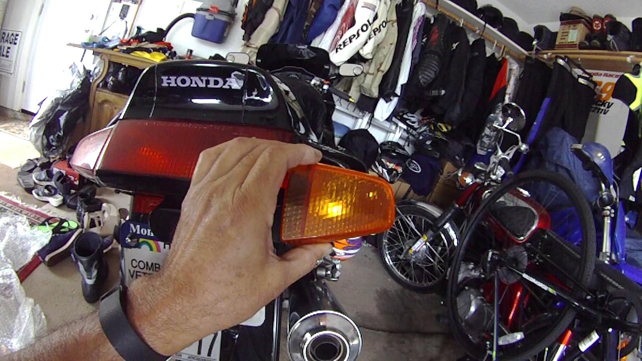 1997 Replacement Rear Brake Light Switch VFR 750 FV RC36