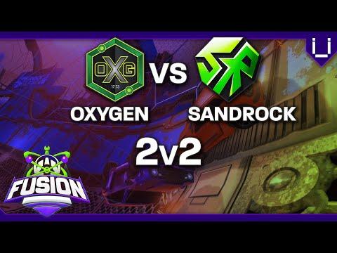FUSION EU Day 2 | Oxygen vs Sandrock | 2v2 Quarter Final