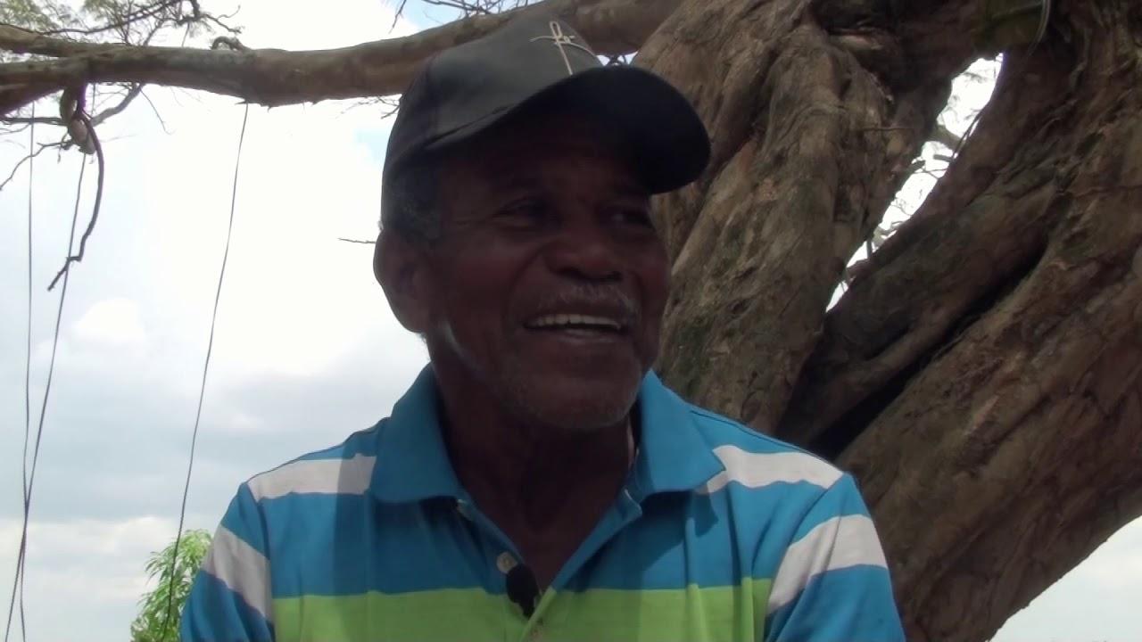 Histórias de Pedro Barros - Nascido na Ilha de São Vicente, no rio Araguaia, em 1944