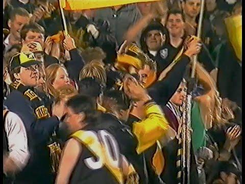 1994 Adelaide v Richmond, r.15 @ Football Park
