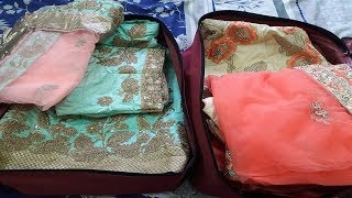 Lhenga / saree / heavy dresses dryclean at home - 3 methods very easy & useful