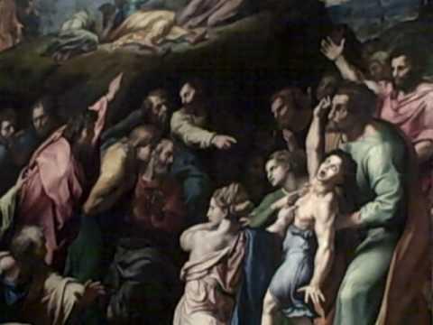 Italy, Rome - Vatican Museum, Transfiguration