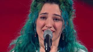 "Noemi Mattei: ""Strong"" - Blind Audition - The Voice of Italy 2019"
