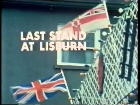 Last Stand at Lisburn
