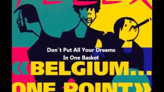 Telex - Don`t Put All Your Dreams In One Basket