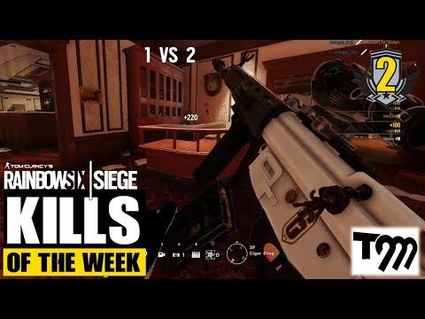 Rainbow Six Siege - TOP 10 KILLS OF THE WEEK 2018 #2