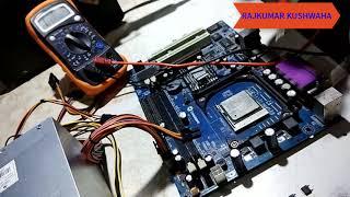 motherboard repair vrm shorting problem solution dead motherboard repair
