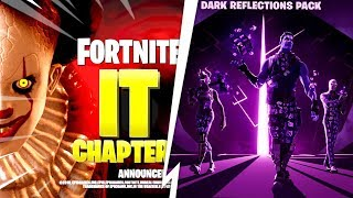 FORTNITE x CHAPTER 2! (SECRET PASSAGE UNDER PLEASANT PARK)