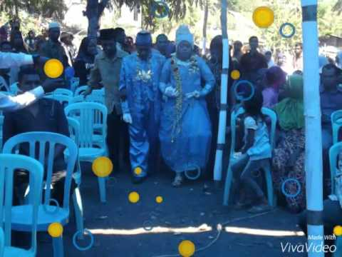 Acara pernikahan di Kedang  Lembata NTT 💏