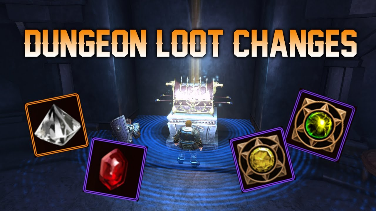 Neverwinter | Dungeon Loot Changes | No More Rank 5s - Improvements Are Coming!