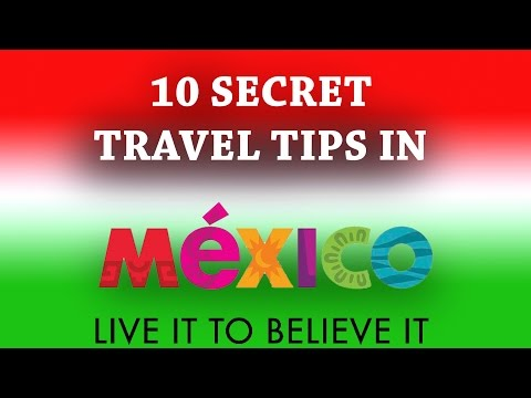 5 travel tips in Mexico City