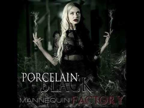 Porcelain Black - Mannequin Factory   * Full Album *  192Kbps
