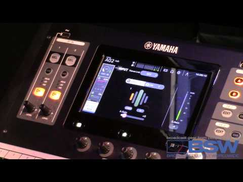 Bsw presents yamaha tf series console youtube for Yamaha tf series