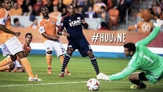 HIGHLIGHTS: Houston Dynamo vs New England Revolution | March 8, 2014