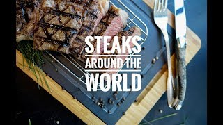 Steaks Around the World at Lobster Bar and Grill