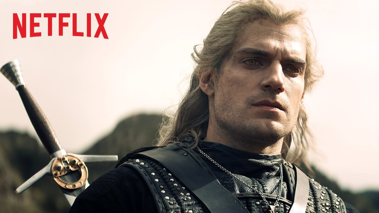 THE WITCHER | TRAILER PRINCIPAL | NETFLIX thumbnail