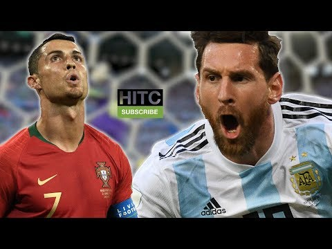 MESSI BETTER THAN RONALDO (this week)