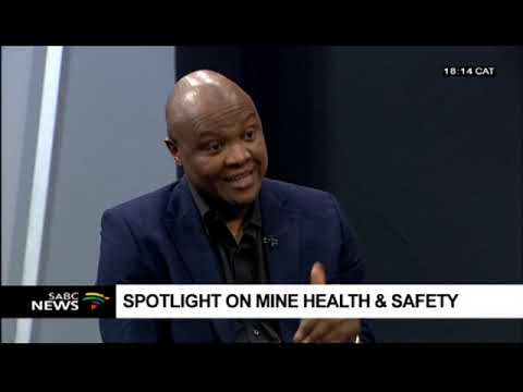David Msiza on 2018 Mine Occupational Health and Safety summit