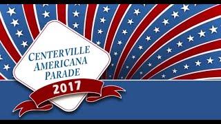 Centerville Americana Parade 2017