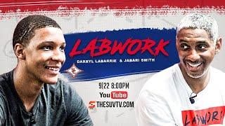 LaBWork (Ep. 3) - Jabari Smith Jr. of Sandy Creek & Coach Darryl LaBarrie