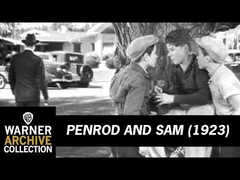 Penrod and Sam (Original Theatrical Trailer)