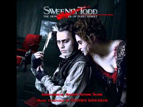 Sweeney Todd: The Demon Barber Of Fleet Street - Instrumental Score - Poor Thing