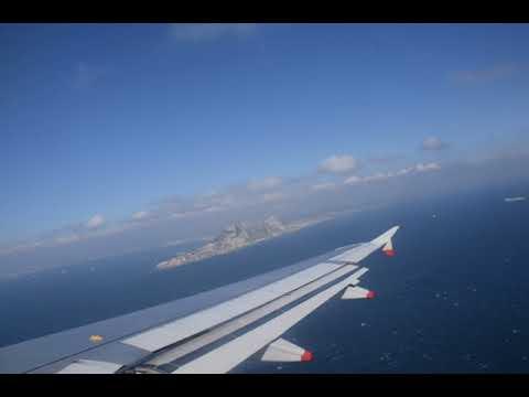 British Airways BA492 Gibraltar Aborted landing 25th Feb 2019