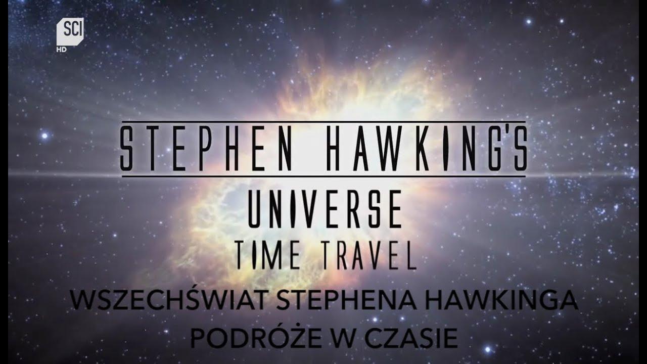 Stephen Hawking o podróżach w czasie | Discovery Science